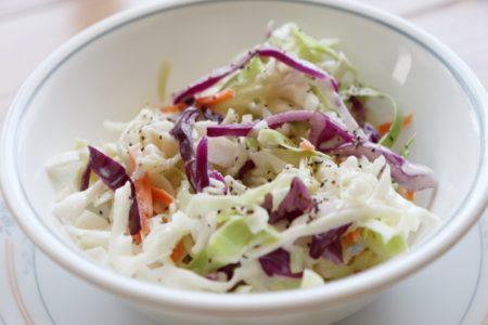 Coleslaw Cabbage Salad