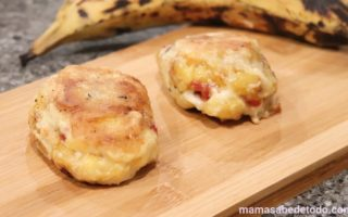 Ripe Plantain Fritters