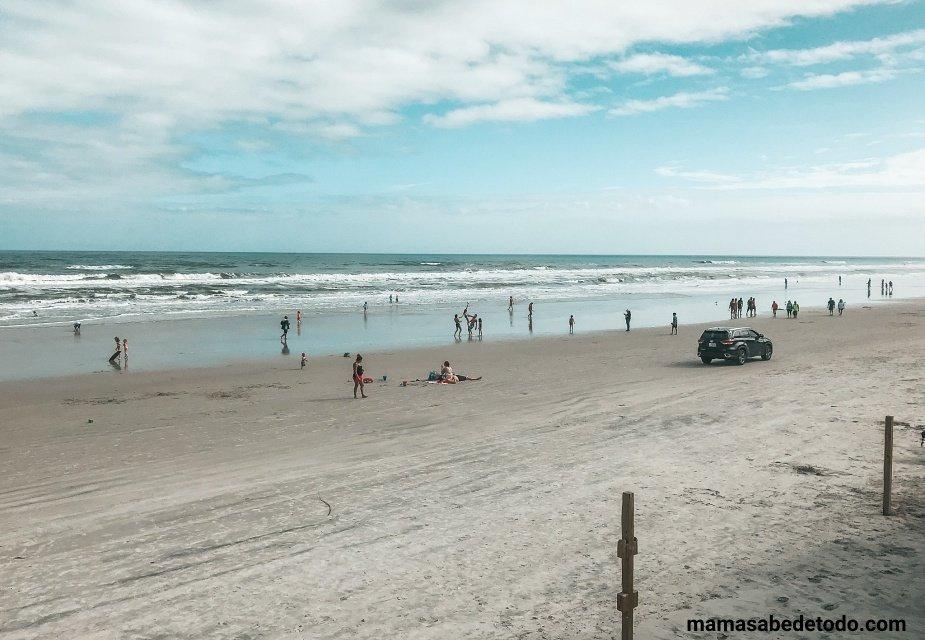 Daytona Beach de viaje por Florida