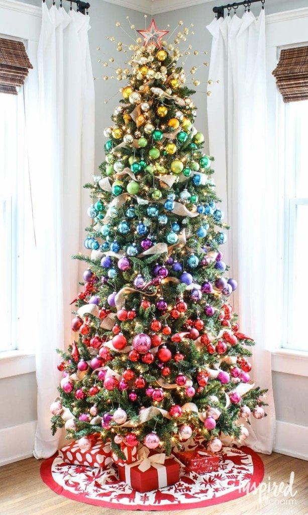 Ideas-para-decorar-el-árbol-de-navidad-en-2020